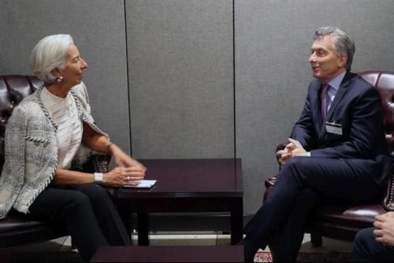 Dujovne y Lagarde anuncian hoy nuevo acuerdo con el FMI