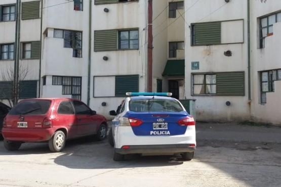 Allanamiento por el robo de una vivienda