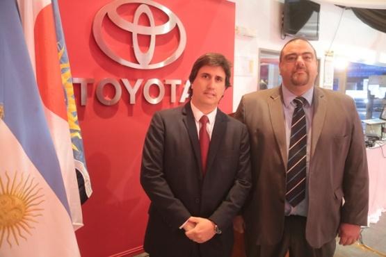 Se presentó el Toyota Yaris