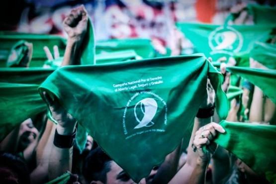 Los pañuelos verdes vuelven a poblar las calles en el Día del Aborto Legal