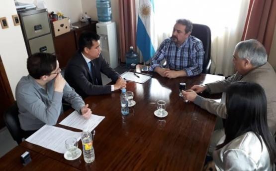 Municipio acordó con el Banco Nación.