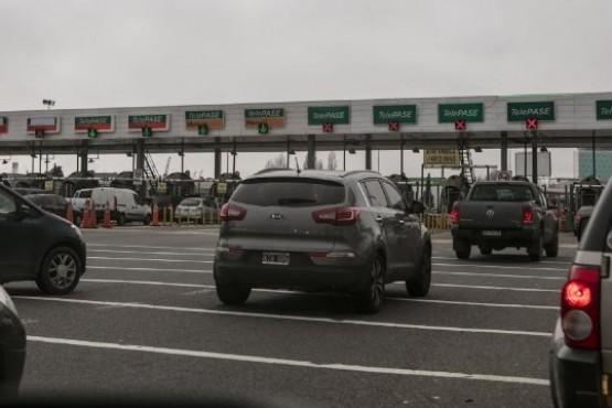 Un conductor mató a tiros a otro en la autopista Illia