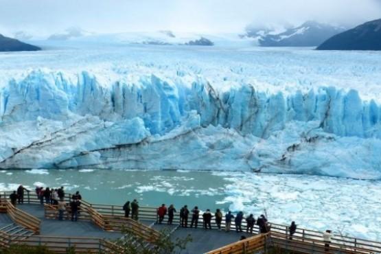 Zona del glaciar Perito Moreno no cuenta con servicio de emergencias