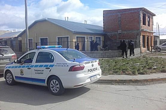 Dos menores fueron demorados durante los allanamientos en sus viviendas