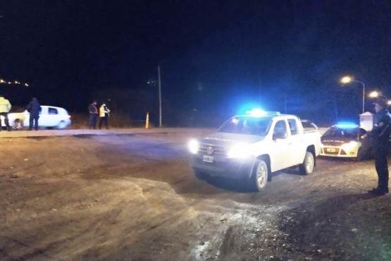 Detienen a tres personas con estupefacientes en Rio Turbio
