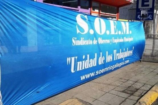 SOEM apuntó al IDUV por el plan de limpieza de la ciudad