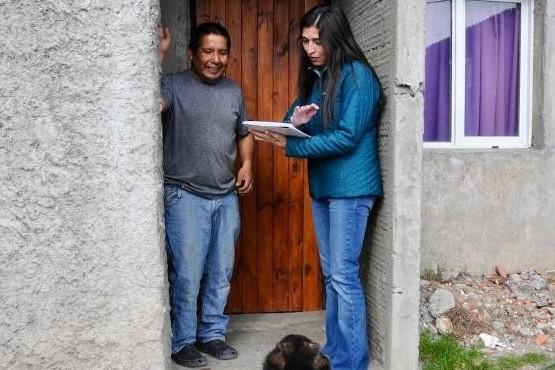 Realizaron censo de mascotas en El Chaltén