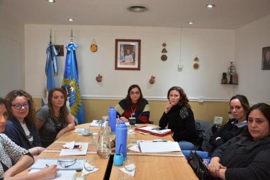Niñez concretó mesa de trabajo para el fortalecimiento de derechos