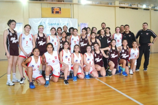 San Miguel y Deseado Juniors a semifinales del Argentino U-13