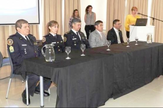 El curso se inició en Perito Moreno.