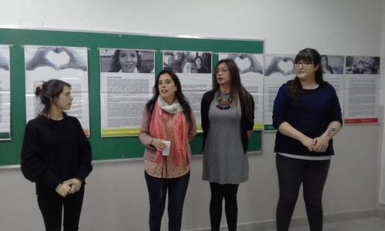 Realizaron taller para prevenir el acoso y violencia institucional
