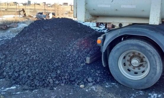 El Municipio pidió a las familias que retiren carbón suficiente para el consumo familiar