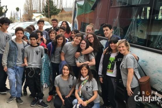 El Calafate presente en el Encuentro Juvenil de Teatro