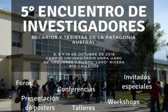 Encuentro de investigadores de la Patagonia austral