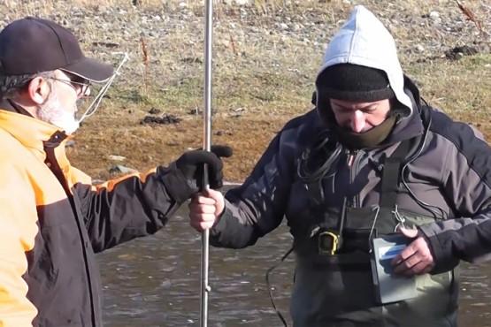 Calidad y producción de agua en la región del Río Gallegos
