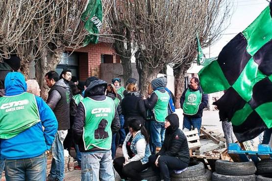 Auxiliares de educación pararon y fueron convocados a dialogar