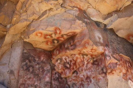 Oficializaron la donación de las tierras en Cueva de las Manos