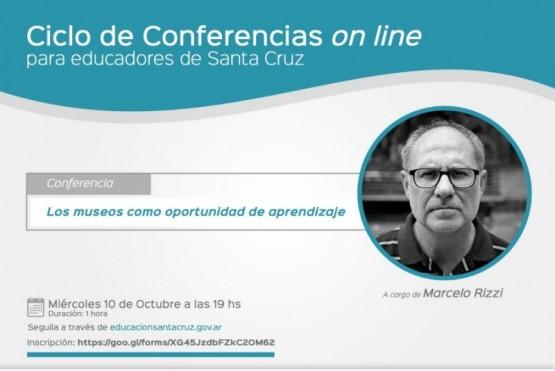 Brindarán conferencia on line sobre