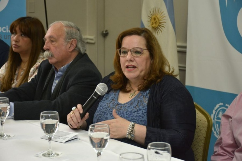 Destacaron la importancia de la planificación provincial con los municipios.