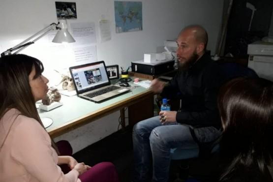 """Investigadores continúan visitando el reservorio del Museo """"Padre Jesús Molina"""""""