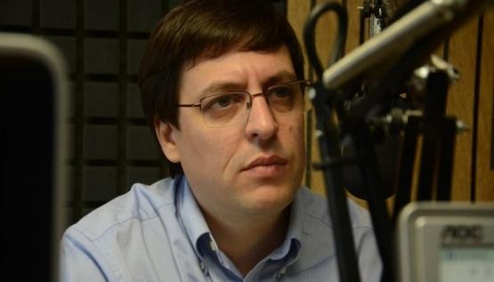 Concejal Martín Medvedovsky.