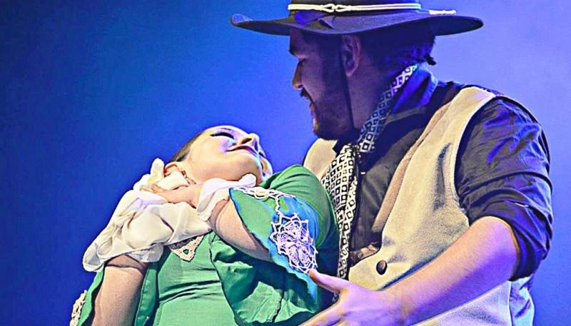 El Festival reunirá ballets de toda la región patagónica.