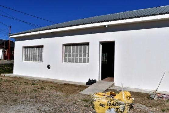 "Finaliza la obra del jardín maternal en el marco del plan ""Primera Infancia"""