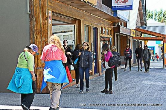 Fin de semana largo: El Calafate espera una ocupación de casi el 60%