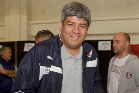 Piden la detención de Pablo Moyano por asociación ilícita con la barra de Independiente