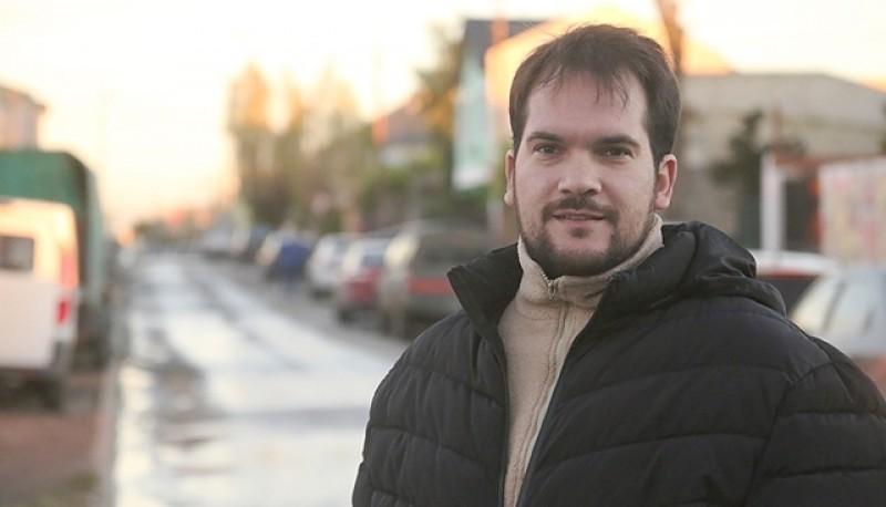 El Dr. Matías Solano es el representante de la familia de Alfonso. (Foto: C.G.)