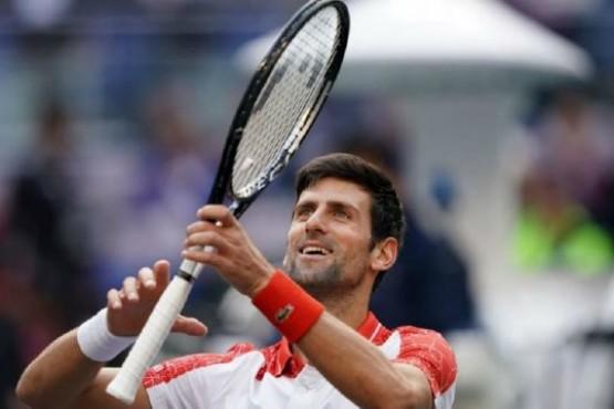 Djokovic ganó el Masters de Shanghái y quedó cerca de ser el número uno del mundo