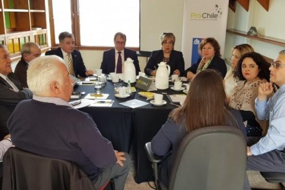 Cámara de Comercio participó de reunión previa al Comité de Integración Austral