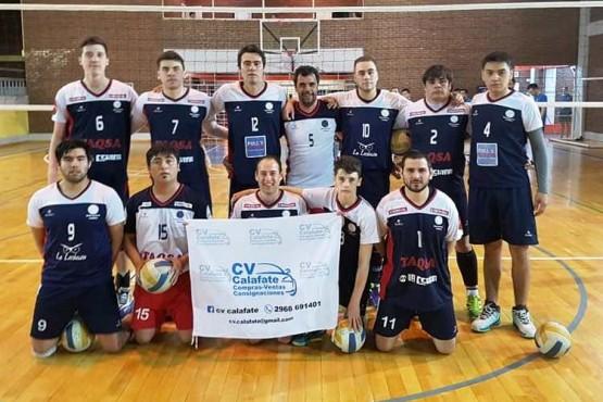 A.MU.VO.CA clasificó para jugar la Serie B1 de la Liga Nacional