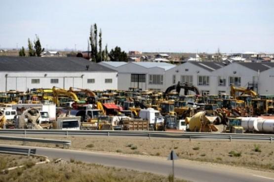 Entregarán 12 máquinas al municipio, que secuestraron a empresa de Báez