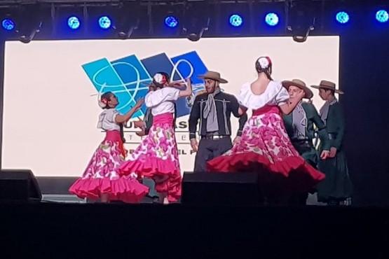 La Peña Pre Cosquín reunió a cientos de vecinos