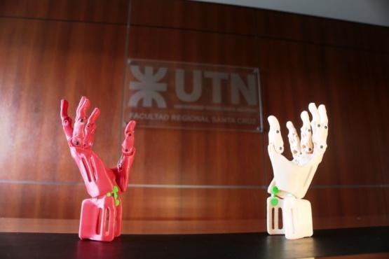 (Las prótesis funcionales diseñadas por la UTN)