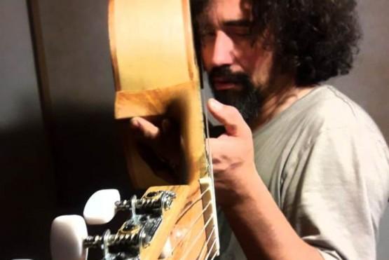 """""""Mauro Stefanazzi"""": Marca Registrada en instrumentos artesanales"""
