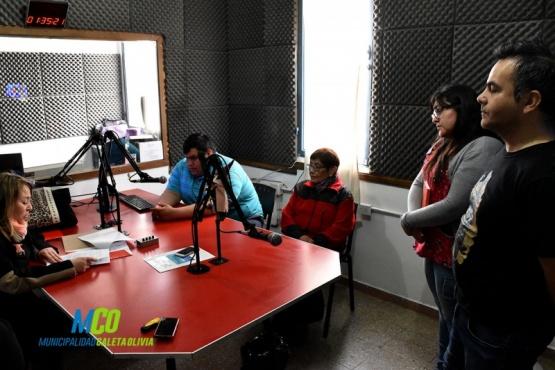 Alumno de la escuela especial realizará pasantía en radio municipal
