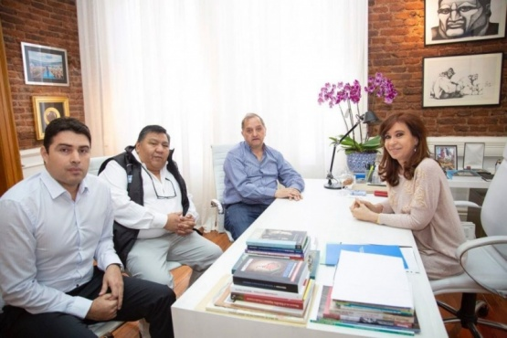 Cristina Fernández visitaría Comodoro