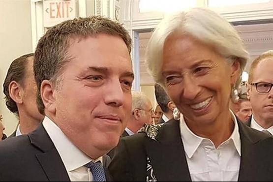 El viernes 26 el directorio del FMI analizará el nuevo acuerdo con Argentina