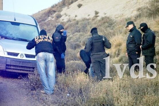 Condenan a 7 años de cárcel a narco sorprendido tras accidente fatal