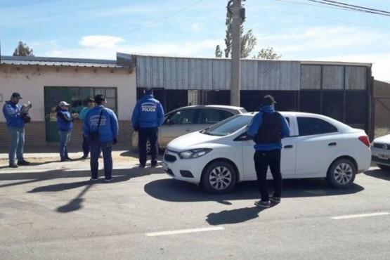 Secuestran camión que habría sido vendido en Pico Truncado