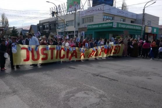 """Marcha por Alfonso: """"Que no quede impune ni se derrame sangre inocente"""""""