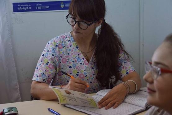 Se realizó una jornada de vacunación gratuita para niños