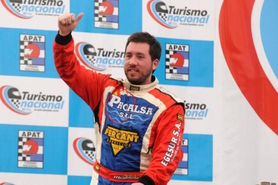 Segundo podio para Michieletto en el TN