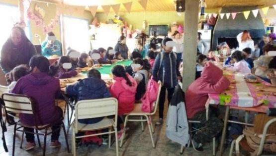 El comedor del San Benito sigue necesitando alimentos no perecederos