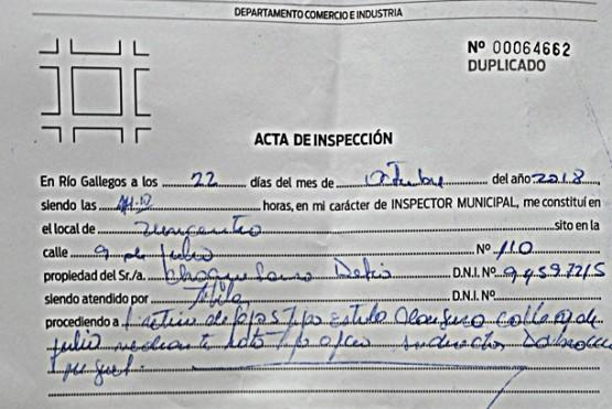 Comerciante desmiente que su local fue clausurado por caso de trata