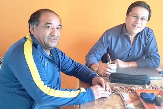 Apuntado por la dirigencia de la UCR, Cruz empieza a mostrarse como candidato