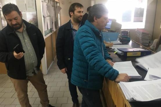 Marinkovic dio lugar al pedido de cautelar presentado por Leguizamón
