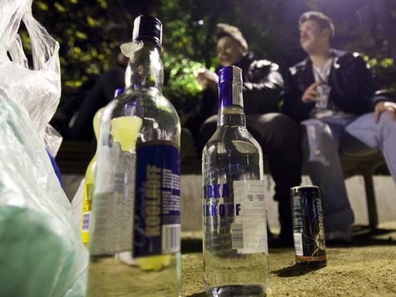 Mañana se tratará el proyecto para prohibir consumo de alcohol en la calle